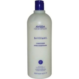 Aveda Brilliant 33.8-ounce Conditioner