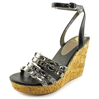 Yellow Box Women's 'Kerr' Faux Leather Sandals