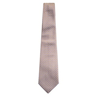 Davidoff 100-percent Silk Beige Neck Tie