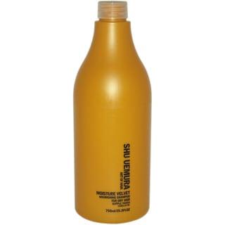 Shu Uemura 25.3-ounce Moisture Velvet Nourishing Shampoo