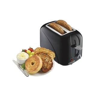 Proctor-Silex Black 2 Slice Toaster