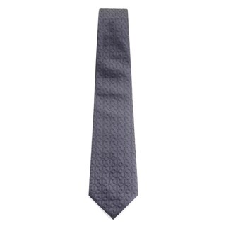 Davidoff 100-percent Silk Grey Neck Tie