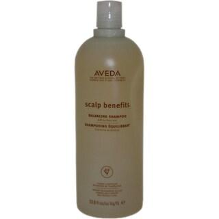 Aveda 33.8-ounce Scalp Benefits Balancing Shampoo