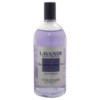L'Occitane Lavender Unisex 10.1-ounce Eau de Cologne Splash