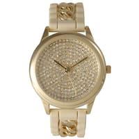 Olivia Pratt Silicone Jewel Women's Watch