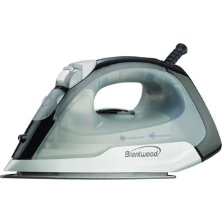 Brentwood MPI-53 Black Steam and Spray Iron