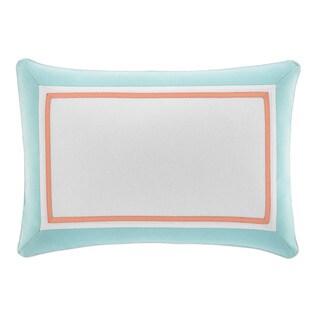Nautica Bell Point Pieced Breakfast Pillow