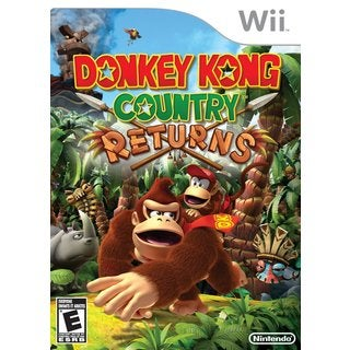 DONKEY KONG COUNTRY RETURNS -Wii U