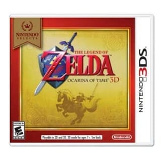 LEGEND OF ZELDA: OCARINA OF TIME 3D -Nintendo 3DS