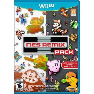 NES REMIX PACK -Wii U