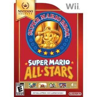 SUPER MARIO ALL-STARS -Wii U