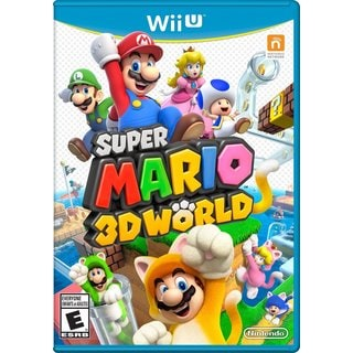 SUPER MARIO 3D WORLD -Wii U