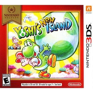 YOSHIS NEW ISLAND -Nintendo 3DS