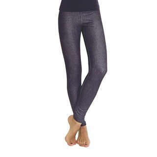 Memoi Women's Glam Leggings