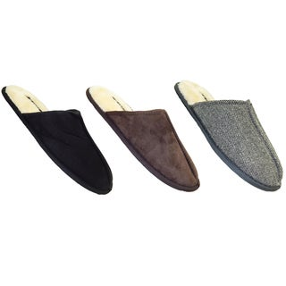 Vecceli Men's Lounge Slippers