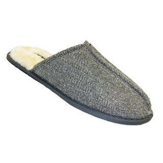 Vecceli Men's Lounge Slippers