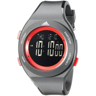 Adidas Unisex ADP3210 'YUR Basic' Digital Grey Polyurethane Watch