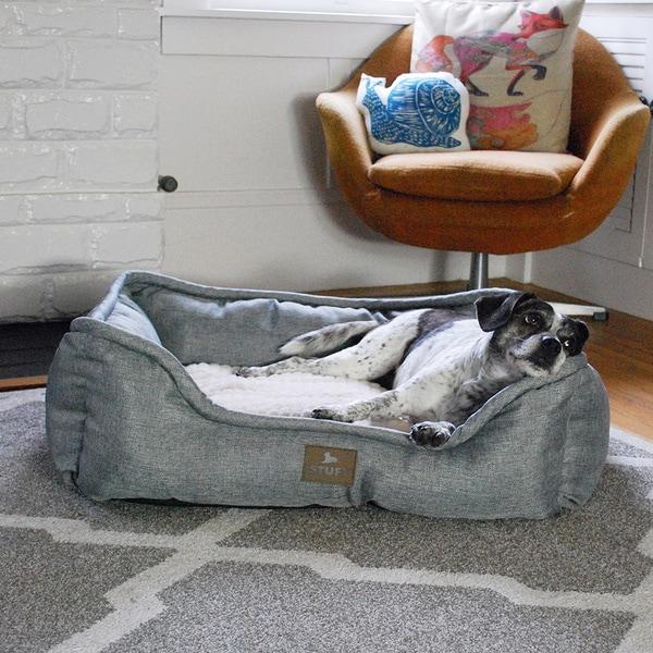 Shop Stuft Dozy Sofa Orthopedic Memory Foam Pet Bed Free