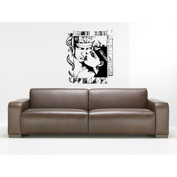 Beautiful picture of Cleopatra Wall Art Sticker Decal