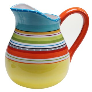 Certified International Mariachi Pitcher 2.75-quart