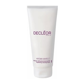 Decleor Aroma White C plus Brightening 5-ounce Cleansing Foam
