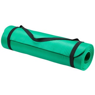 Sivan Health and Fitness 1/2-Inch 71-Inch Long Yoga Mat (2 options available)