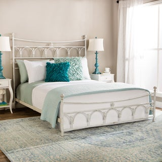 I Love Living Palmetto Metal Queen Bed
