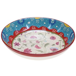 Certified International Anabelle Serving/Pasta Bowl 13.25-inch x 3-inch
