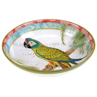 Certified International Tropics Serving/Pasta Bowl 13.25-inch x 3-inch