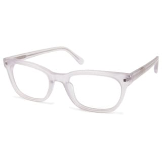Cynthia Rowley Eyewear CR6003 No. 20 Crystal Square Plastic Eyeglasses