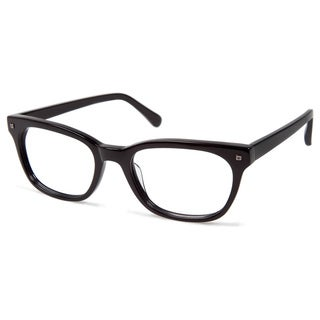 Cynthia Rowley Eyewear CR6003 No. 20 Black Square Plastic Eyeglasses
