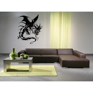 The Last Dragon Wall Art Sticker Decal