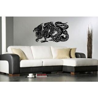 Chinese Dragon Wall Art Sticker Decal