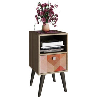 Accentuations by Manhattan Comfort Abisko Stylish Side Table