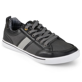 Vance Co. Men's Lace-up Low Top Sneakers