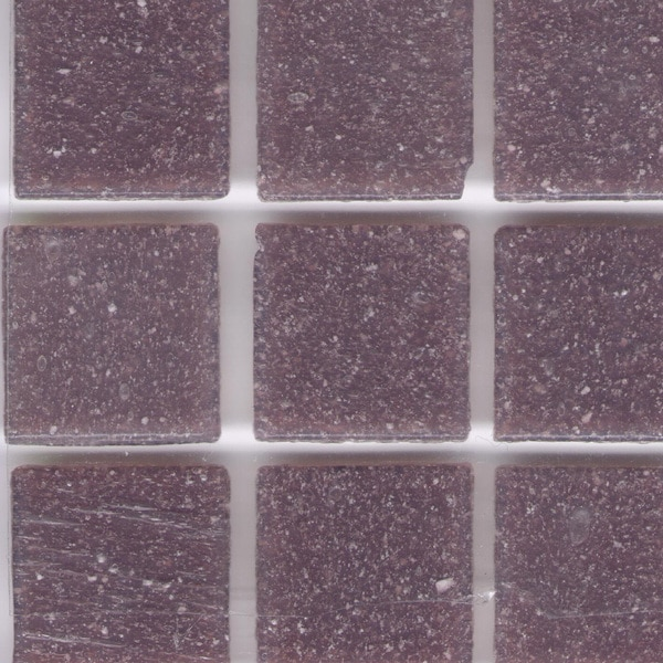 Shop Purple Brio 3 4 Inch Mosaic Tiles Free Shipping