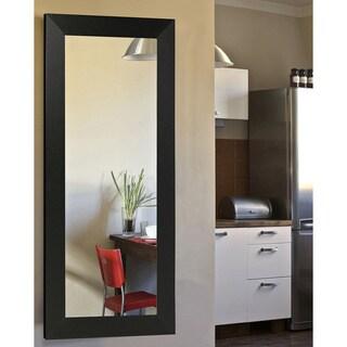 American Made Rayne Black Carbon Firber Mirror