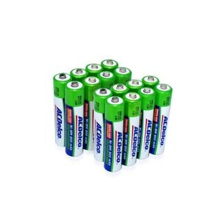 ACDelco AAA NiMH Precharged Rechargeable Batteries, 16-Count
