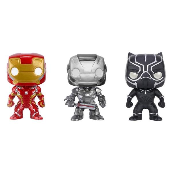 Funko Captain America 3 Civil War POP! Marvel Collectors Set