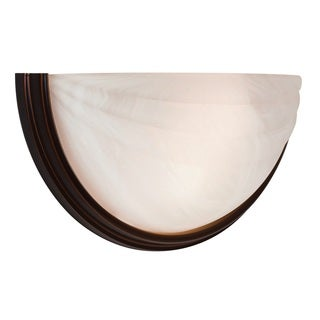 Access Lighting Crest 2-light Oil-Rubbed Bronze Wall Sconce
