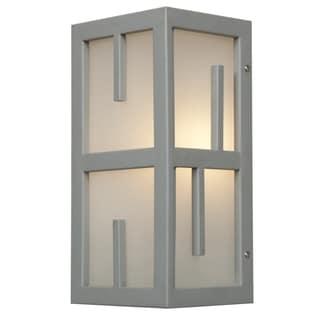 Access Lighting Zen 1-light 12 inch Vertical Satin Wall Sconce