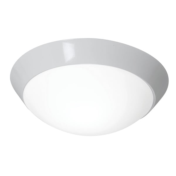 Access Lighting Cobalt 3-light 15 inch White Flush Mount