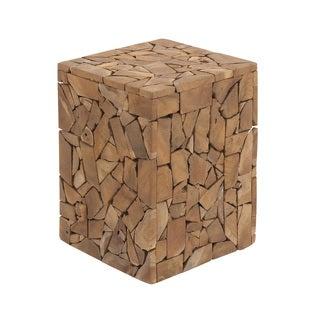 Square Mozaik Stool