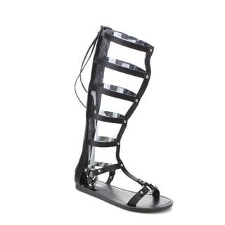 Beston IA23 Gladiator Flat Sandals