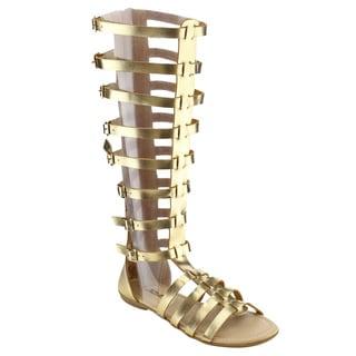 Beston IA22 Gladiator Flat Sandals
