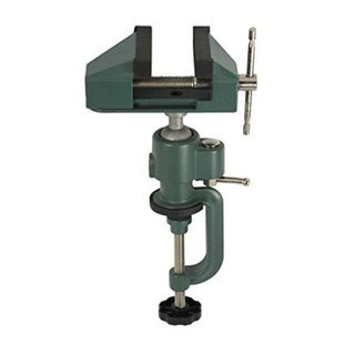 """3"""" Universal Table Vise ,Mini Clamp On Bench Jewelers, Hobby, Craft Tool"""