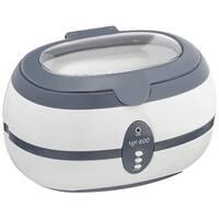Digital Ultrasonic Cleaner 0.6 Liters 600ml Capacity