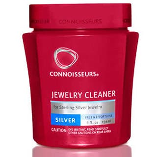 Silver Jewelry Cleaner (Silver) (8oz.)|https://ak1.ostkcdn.com/images/products/11446601/P18405841.jpg?impolicy=medium