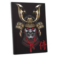 Pop Art 'The Shogun' Gallery Wrapped Canvas Wall Art