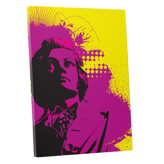 Pop Art 'Mozart' Gallery Wrapped Canvas Wall Art